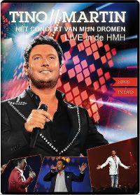 Cover Tino Martin - Hét concert van mijn dromen - Live in de HMH [DVD]
